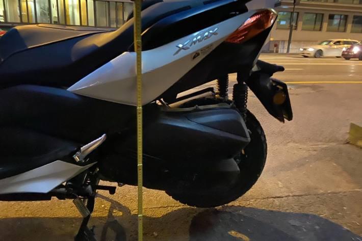 In Baden AG ist gestern ein Motorroller verunfallt.