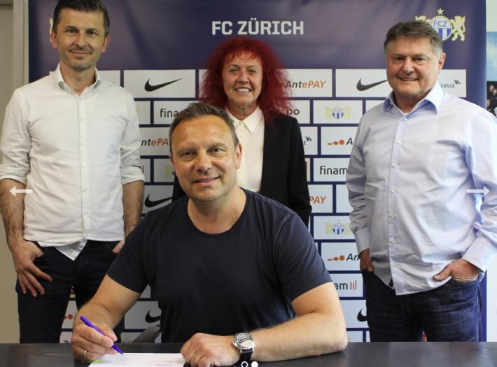 André Breitenreiter wird der neue Trainer beim FC Zürich.