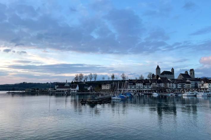 Rapperswil-Jona ist morgen Samstag Ziel einer nicht erlaubten Demonstration.