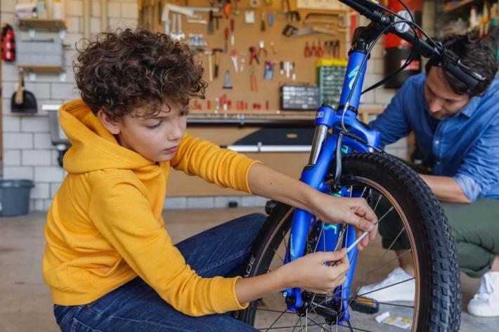 Der TCS gibt Ratschläge zur winterlichen Lagerung des Fahrrads oder Elektrovelos