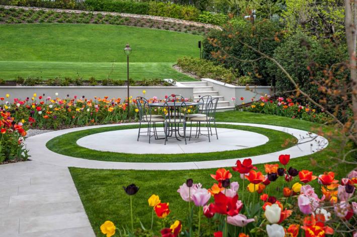 Ein schöner Garten ist etwas ganz besonderes.