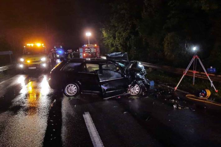 Unfall in Ebensee