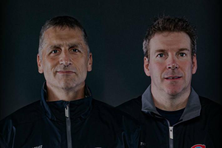 Mark French und Dean Fedorchuk ab sofort freigestellt.