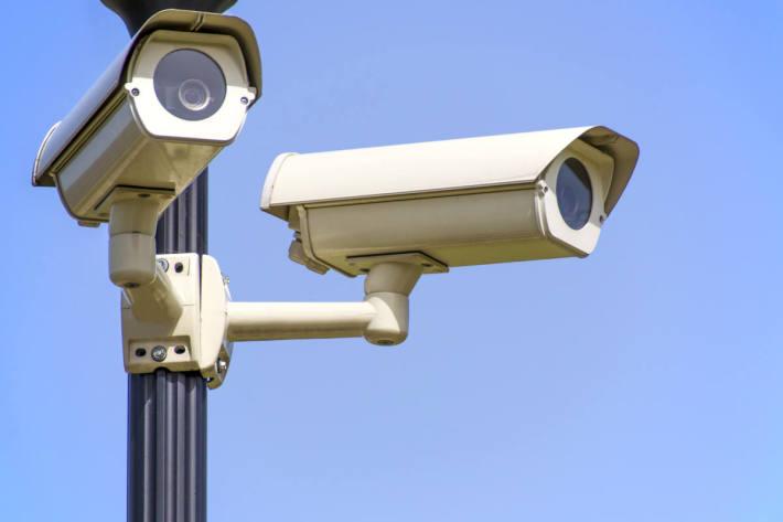 Zeitweise Videoüberwachung am Utoquai und Stadelhofen – (Symbolbild: Überwachung)
