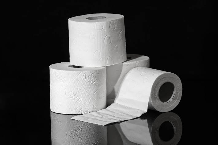 Symbolbild – Toilettenpapier