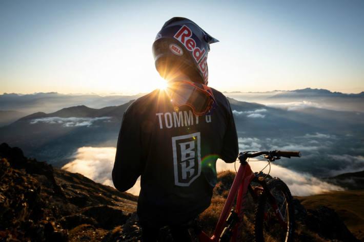 """""""Tommy G"""" präsentiert """"Bike Kingdom""""."""