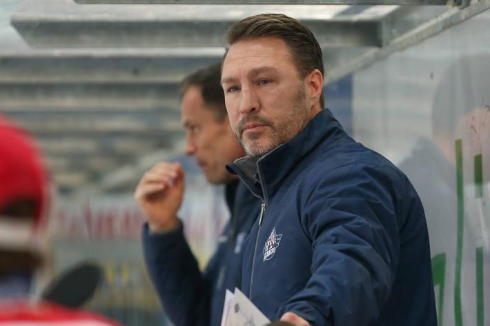 Jeff Tomlinson wird neuer Trainer in Kloten.