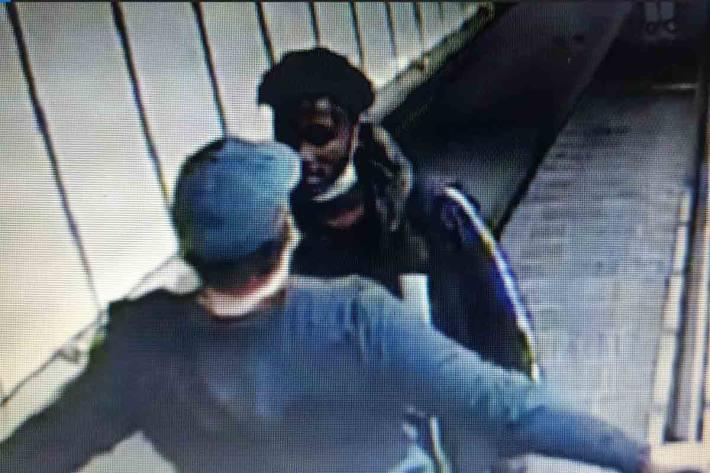 Vom unbekannten Tatverdächtigen konnten Lichtbilder in Wien sichergestellt werden