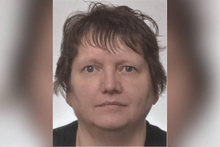 Bild der vermissten 56-Jährigen aus Linz