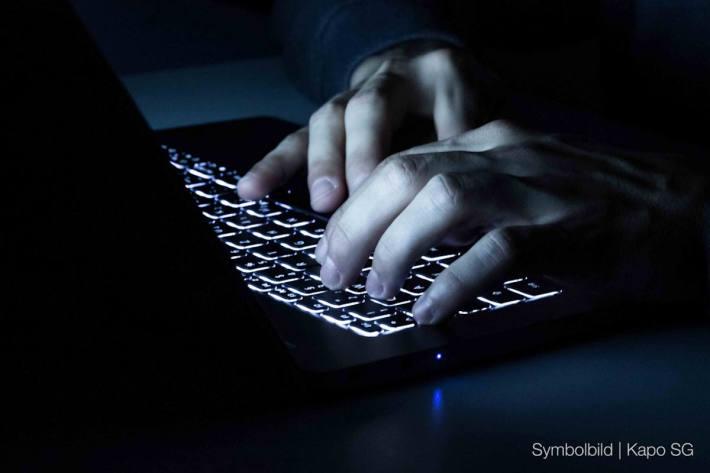 Symbolbild – Cyberbetrug