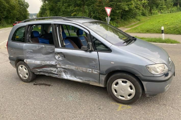 Der 25-Jährige Unfallfahrer musste den Führerschein abgeben.