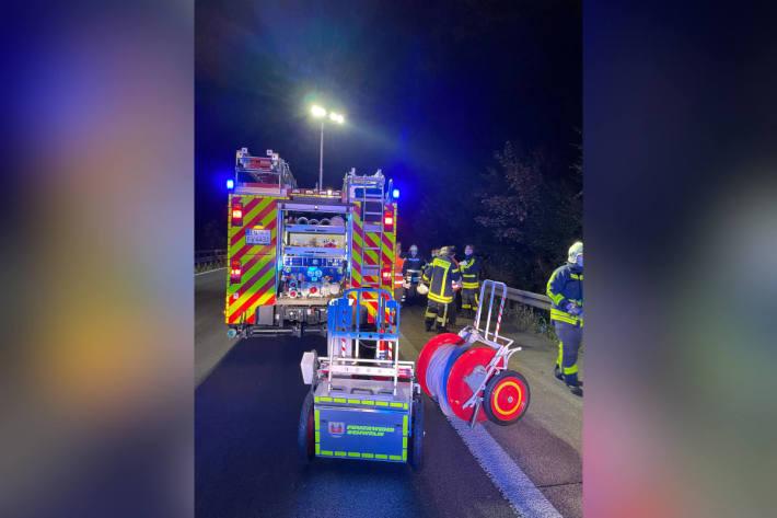 Drei Paralleleinsätze für die Feuerwehr