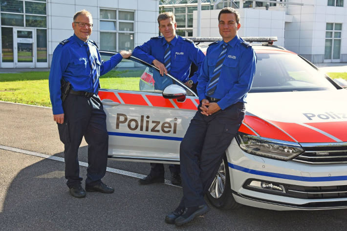 In Hünenberg ZG waren Einbrecher im Landi.