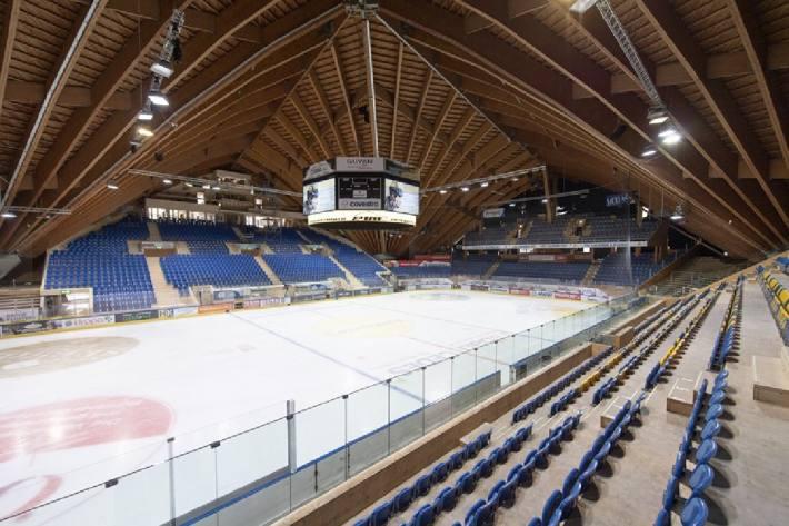 Die Eishockeysaison ist beendet.