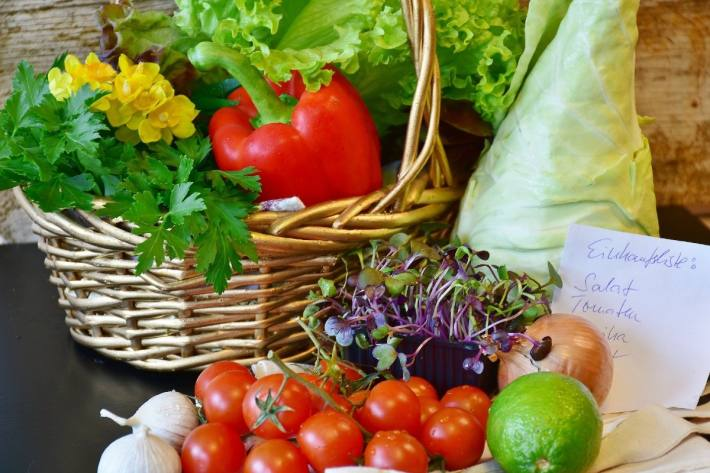 Plane deinen Einkauf und vermeide Food Waste (Symbolbild)