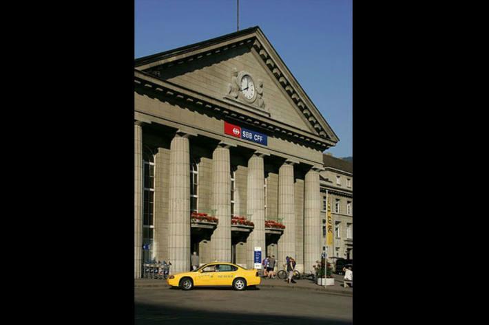 Bahnhof Biel/Bienne