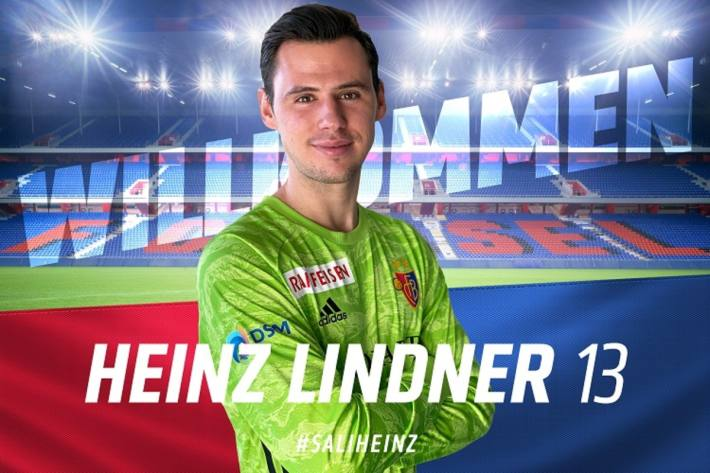 Heinz Lindner wechselt zum FC Basel