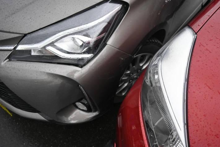 Unfall in Balzers am Wochenende