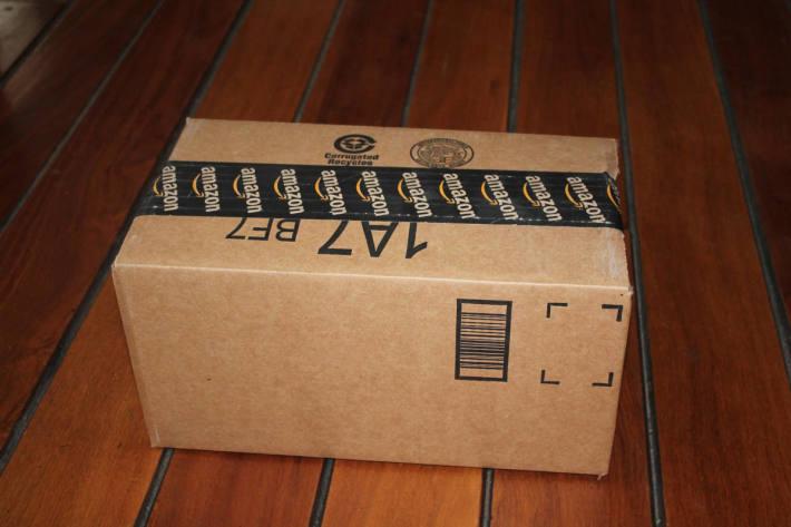 Amazon Paket -. Symbolbild