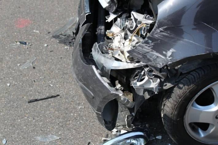 Unfälle sind immer mühsam.