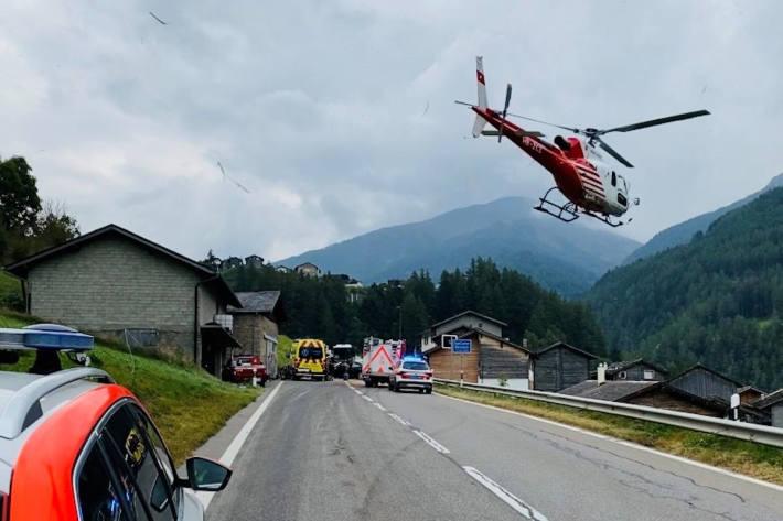 Tödlicher Verkehrsunfall in Fontaine Dessous