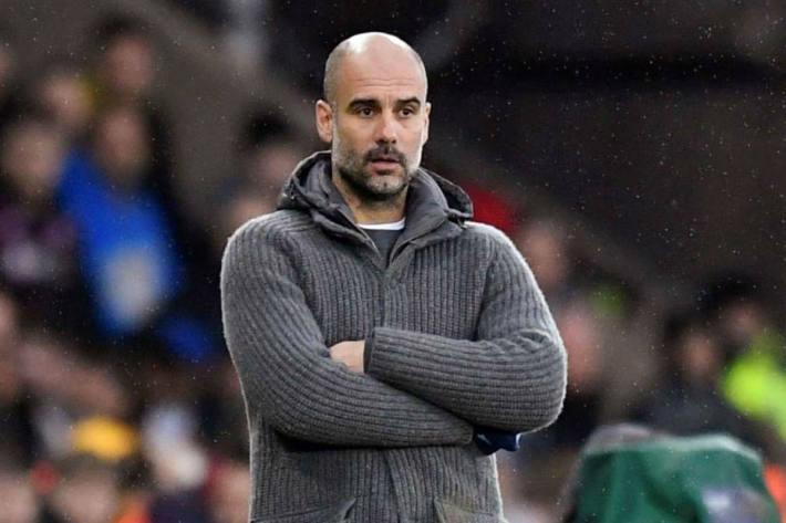 Pep Guardiola bald auf der Bank von Juventus?