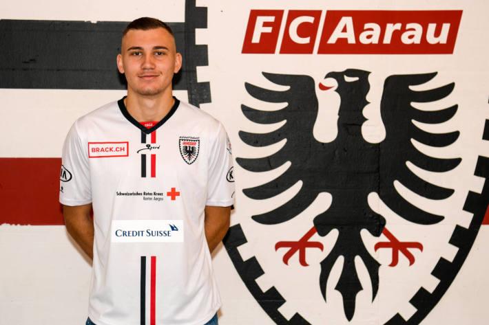 Filip Stojilkovic beim FC Aarau
