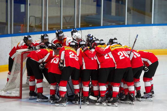 Die Schweizer U18-Nationalmannschaft steht vor einer schwierigen Aufgabe.