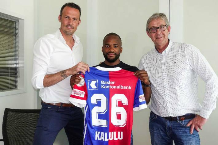 Aldo Kalulu wechselt zum FC Basel.