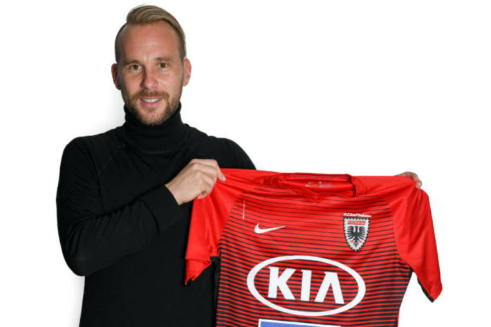 Markus Neumayr wechselt zum FC Aarau.