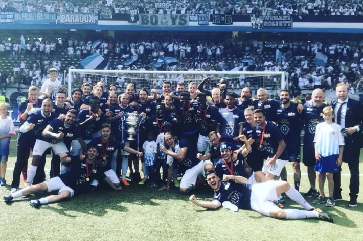 FC Zürich Cupsieger 2018