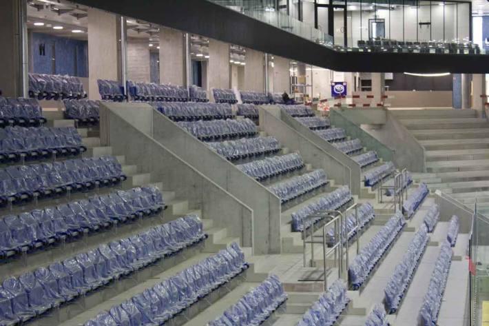 Beim neuen Stadion des HC Ambrì-Piotta wurde bei der Sicherheit nichts dem Zufall überlassen