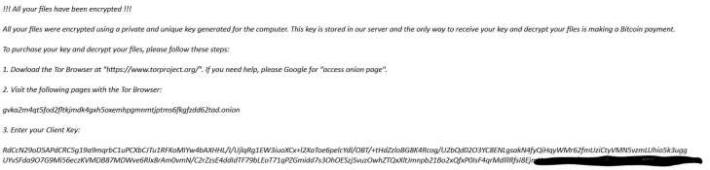 Screenshot Read.me Datei