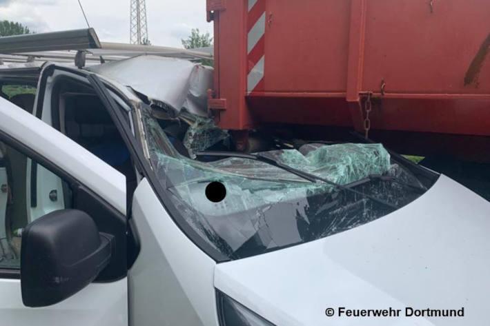 Schwerer Verkehrsunfall auf der OWIIIa