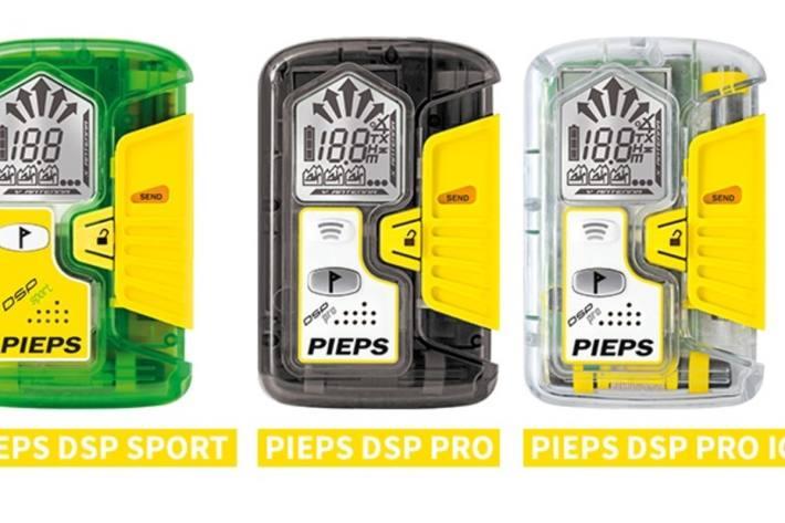 Sicherheitswarnung von PIEPS zu Lawinenverschütteten-Suchgeräten der DSP-Serie!