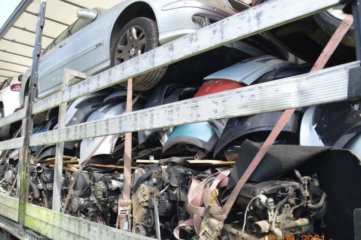 Illegaler Abfalltransport an der deutsch-niederländischen Grenze gestoppt