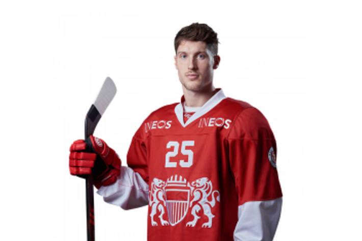 Cory Emmerton verlängert in Lausanne.