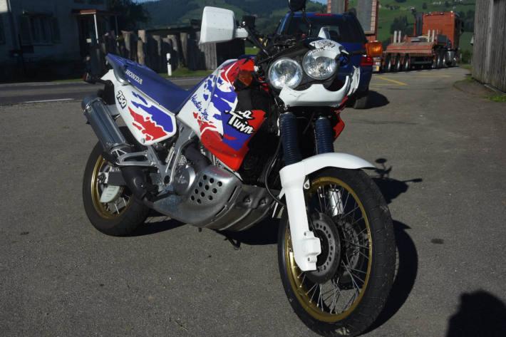 Auffahrunfall mit Motorrad in Wattwil