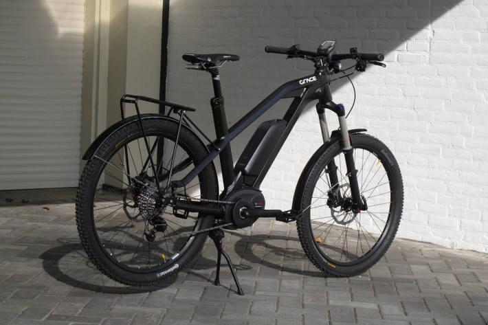 Symbolbild E-Bike