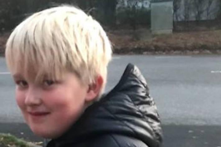 Bild des vermisst 10-jährigen Jungen aus Kiel