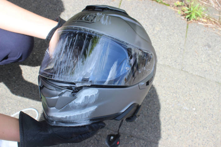 Motorradfahrer bei Verkehrsunfall schwer verletzt in Wülfrath