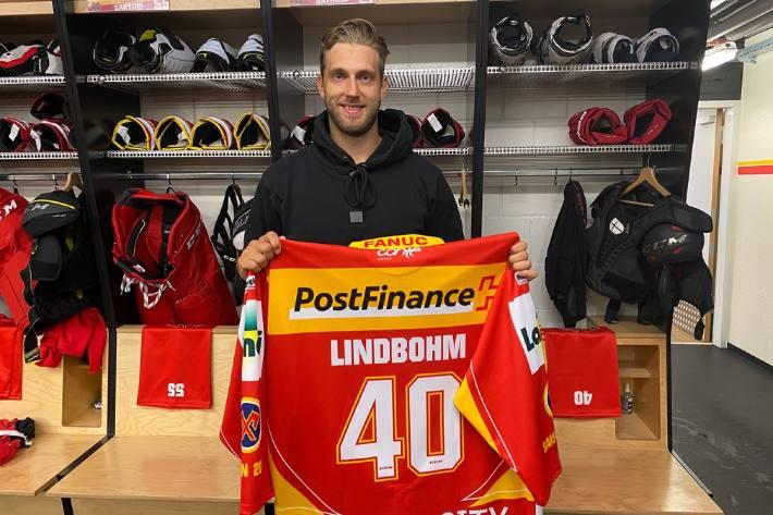 Petteri Lindbohm Wechselt zum EHC Biel