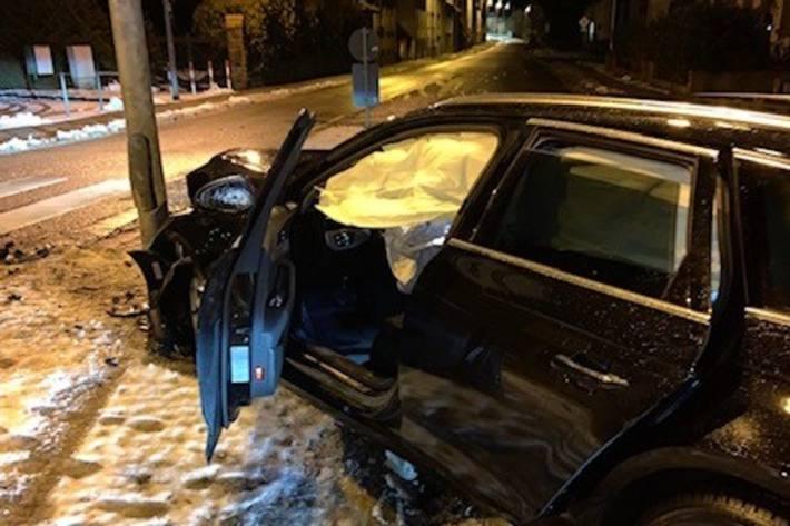 Zweibrücken – Der Audifahrer war betrunken