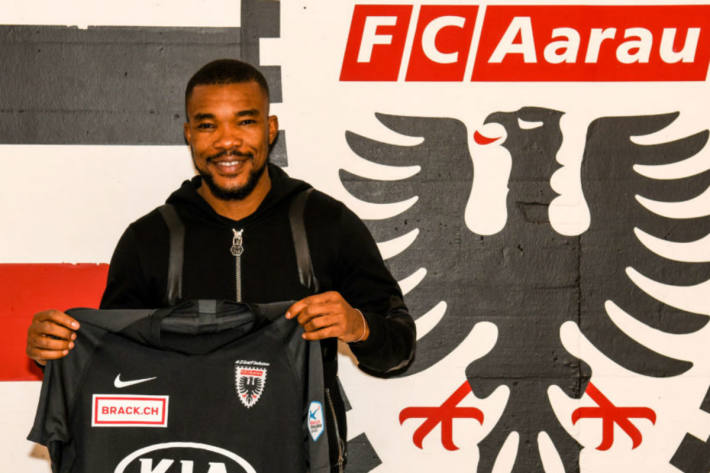 Geoffroy Serey Dié verstärkt Aarau.