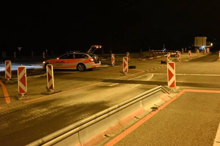 Der Lenker vom Unfall in Oberbüren SG wurde ermittelt.