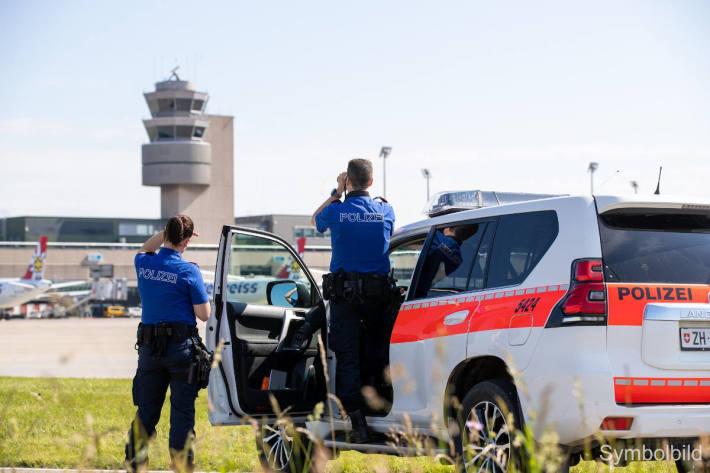 4 Kilogramm Kokain am Flughafen Zürich sichergestellt