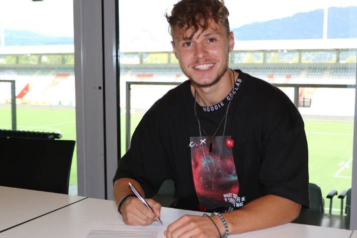 Fabian Rüdlin wechselt zum FC Thun.