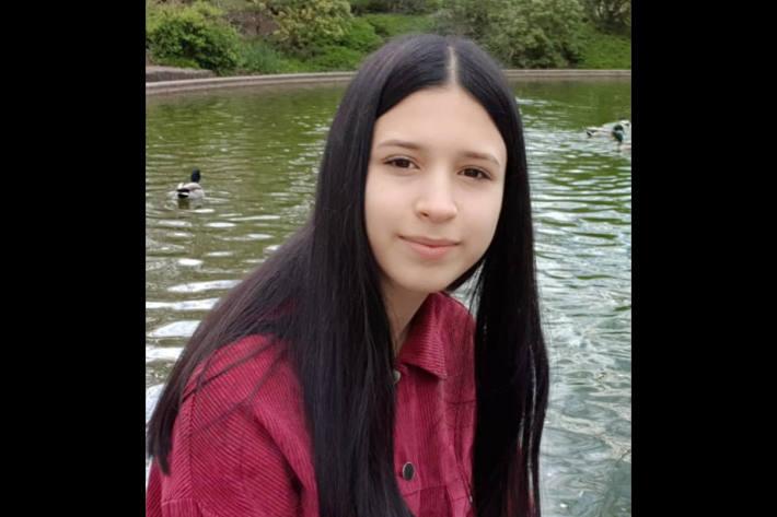 Bild der vermissten 15-jährigen Schülerin aus Voerde