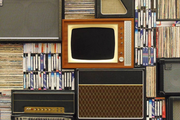 Symbolbild – Fernseher