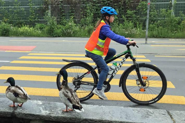 Radfahrertests 2021 erfolgreich und unfallfrei abgeschlossen